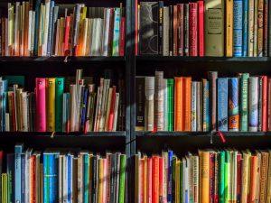 https://www.pexels.com/photo/books-in-black-wooden-book-shelf-159711/
