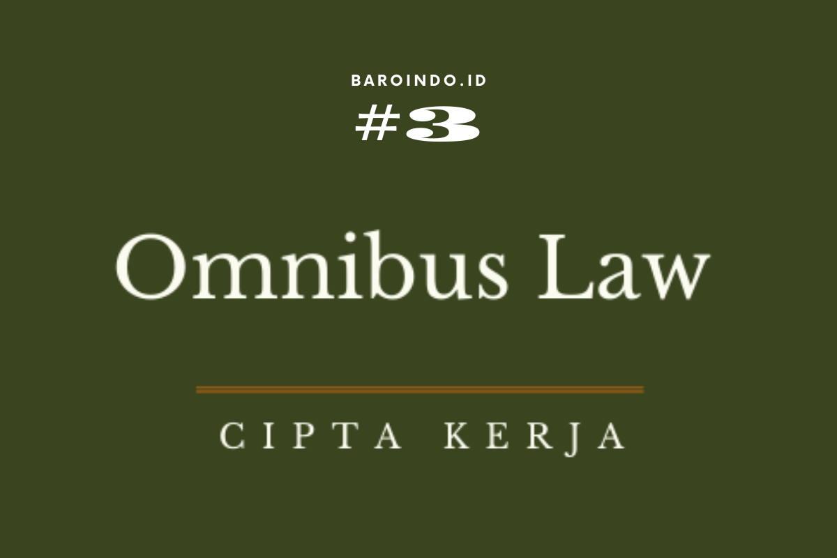 Omnibus law Kembalikan Sentralistik Penataan Ruang